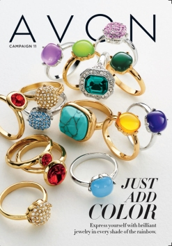SELL AVON ONLINE ONLY C11