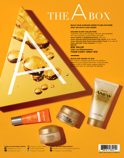 PAGE 13 AVON CAMPAIGN 14 WHATS NEW