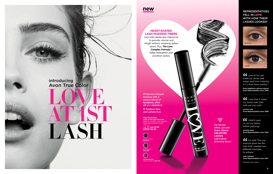 AVON CAMPAIGN 18 WHATS NEW 18-8
