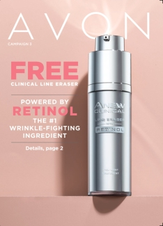SELL AVON ONLINE ONLY C3