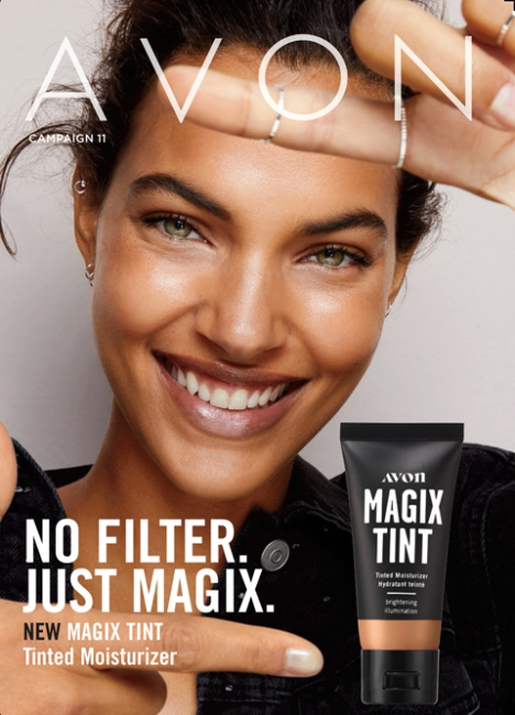 SELL AVON ONLINE ONLY CAMPAIGN 11