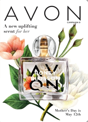 SELL AVON ONLINE ONLY C9